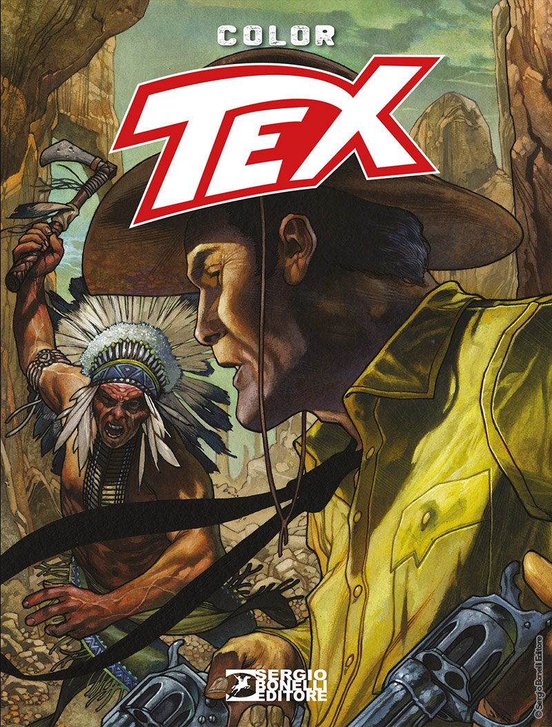 Color Tex 12 Variant cover