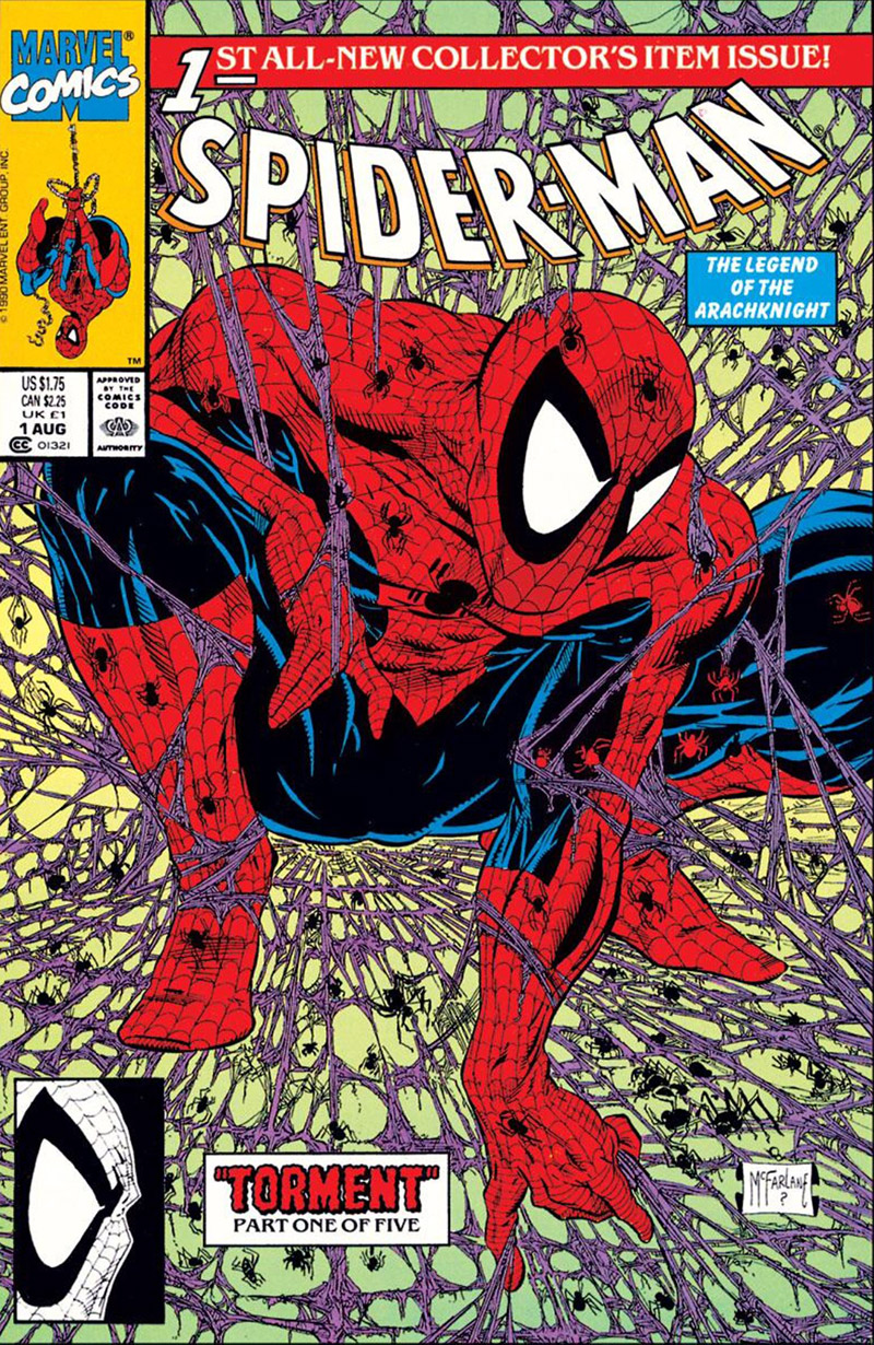 SpiderMan1 cover