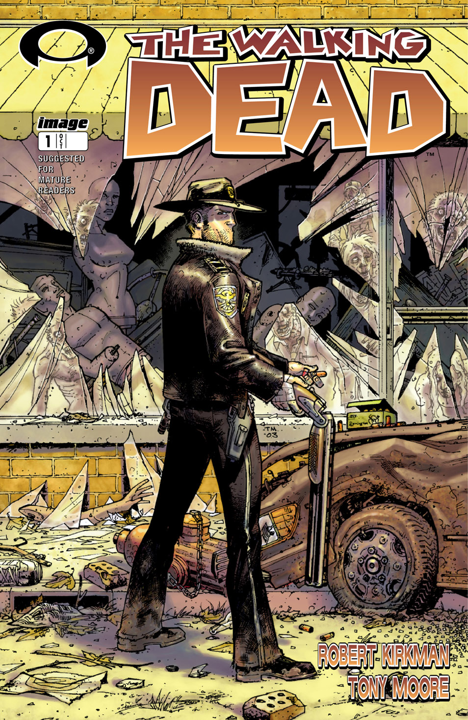 twd issue 1