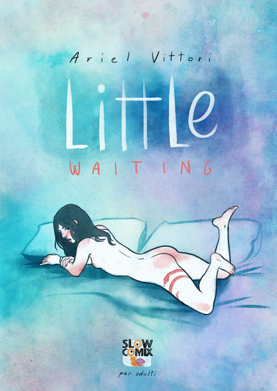 slowcomix LittleWaiting cover