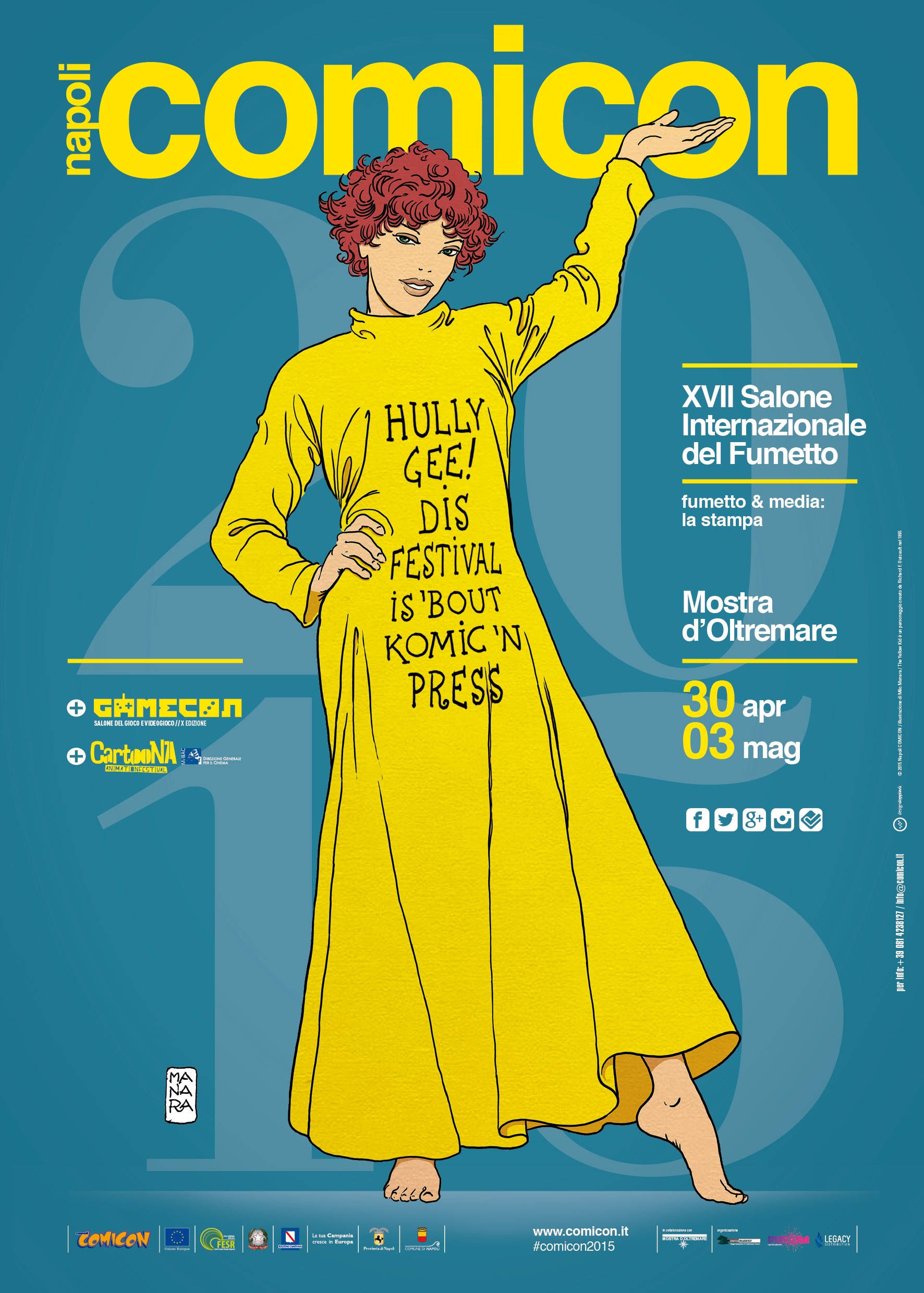 CC2015 YELLOWKID-Manara