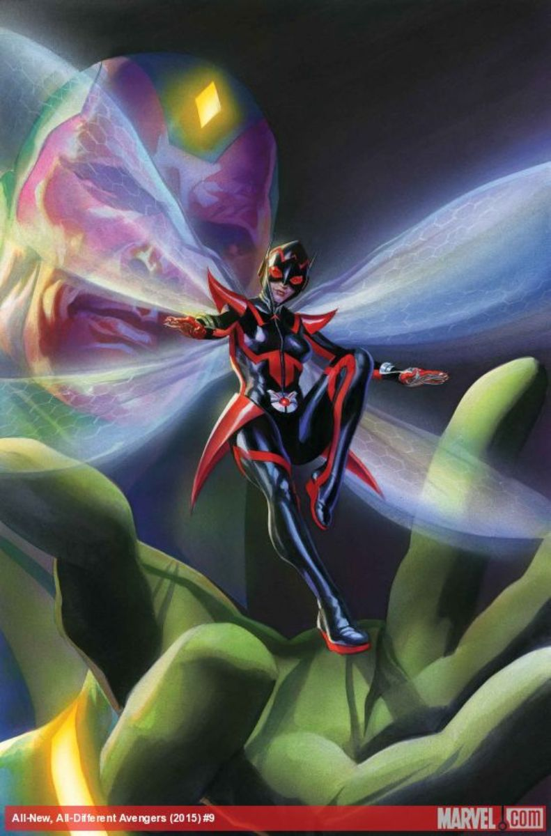 ANAD Avengers 9 Alex Ross