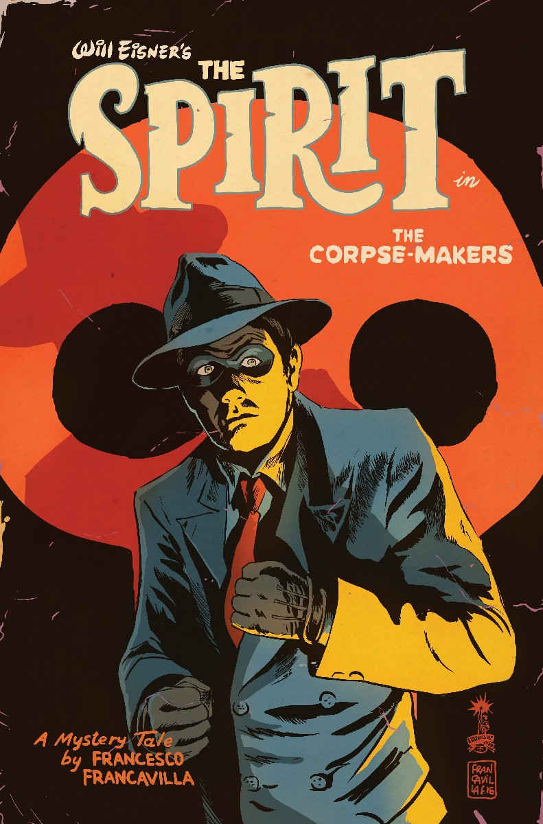 The Spirit The Corpse-Makers 1
