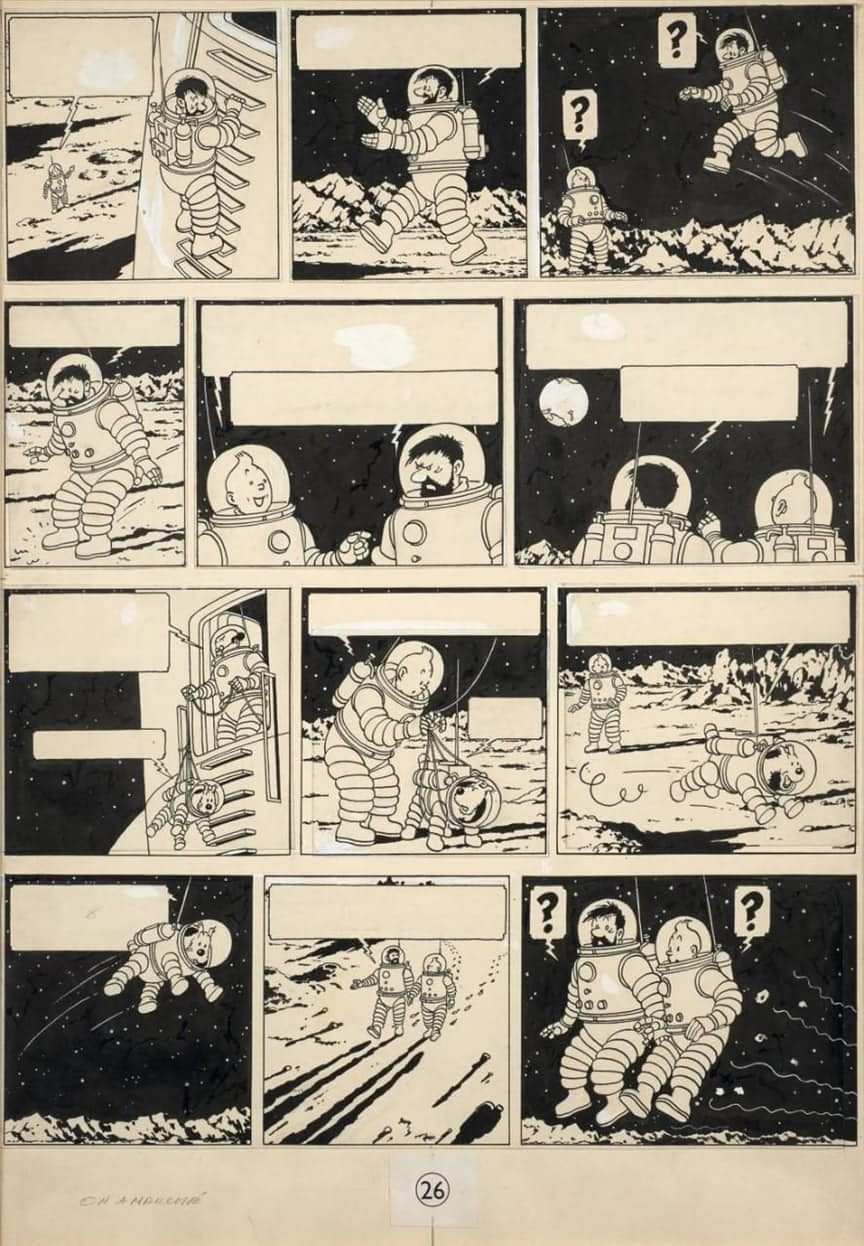 tintin-on-the-moon