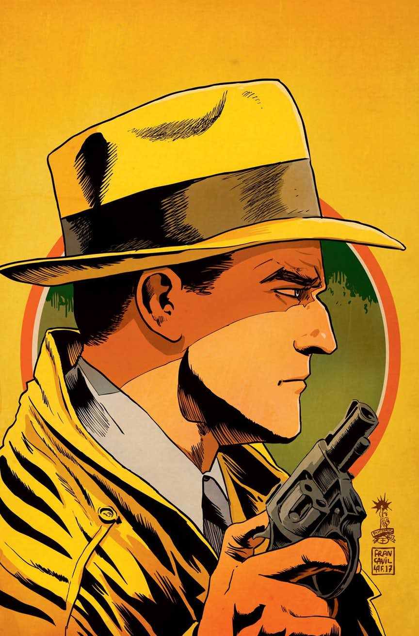 dick-tracy-francavilla-cover