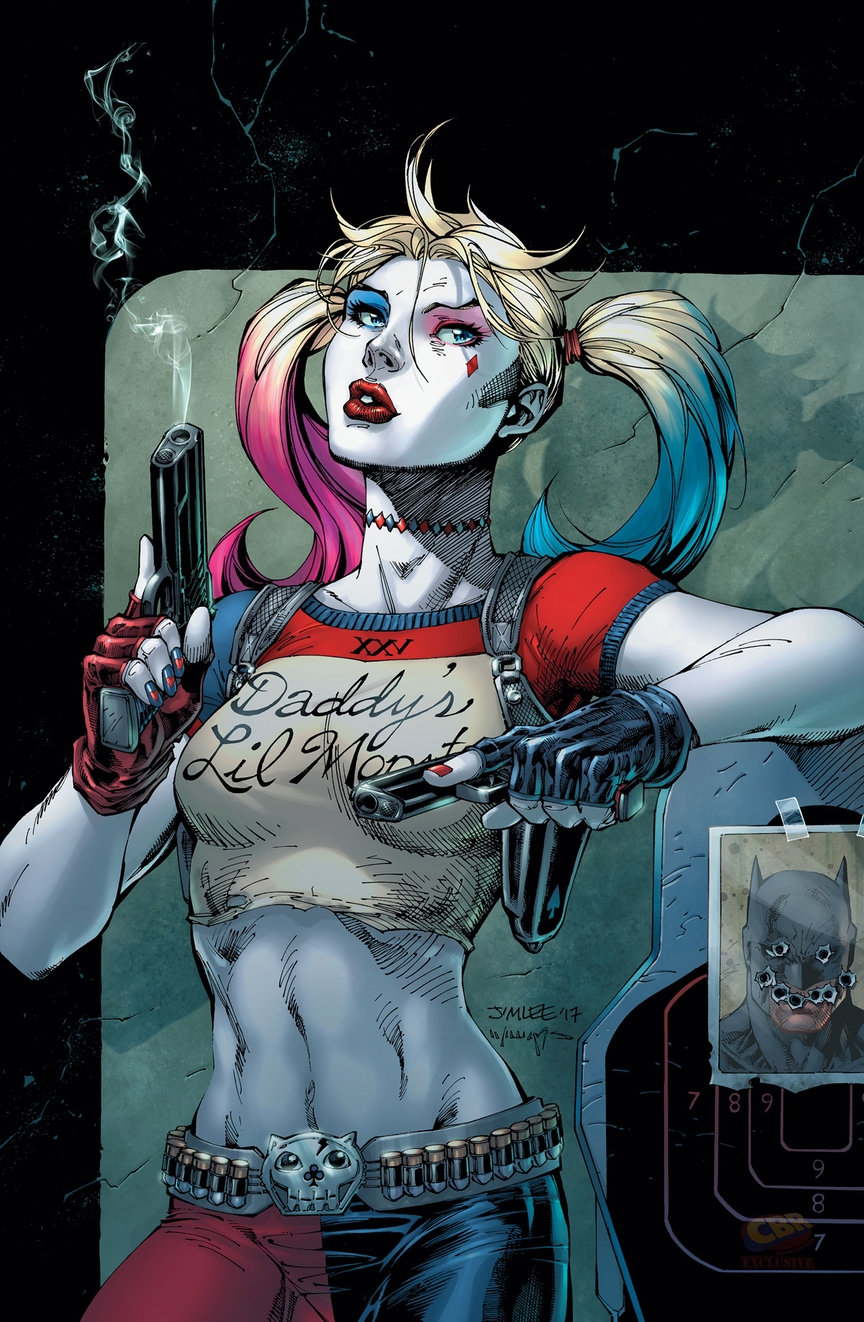 harley-quinn-25th-anniversary-cover