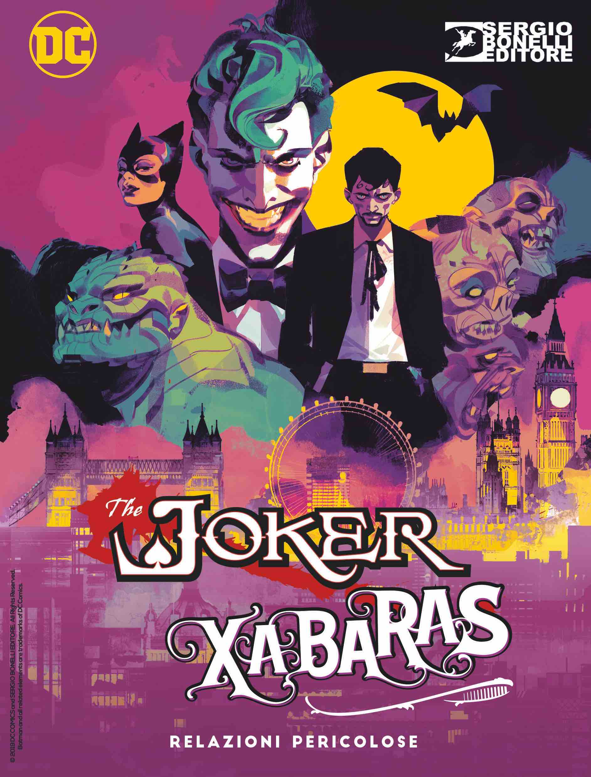 Cover Joker Xabaras