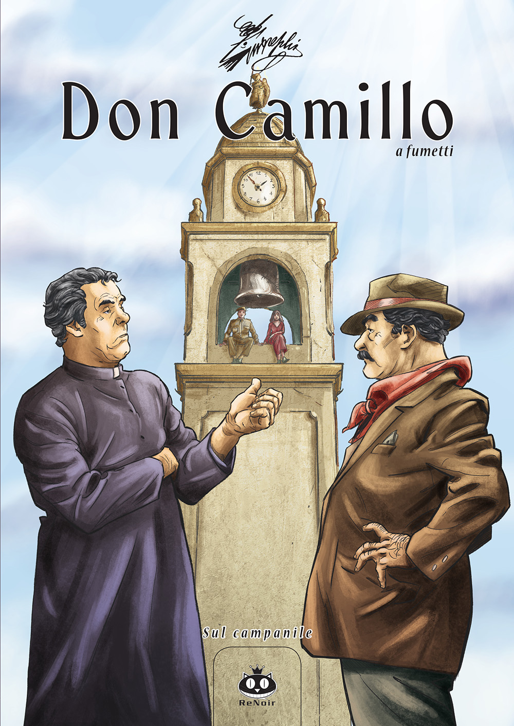 Don camillo 17 cover copia