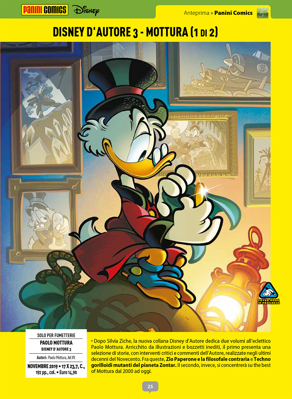 Panini Disney A336 p0hx3-14 copia