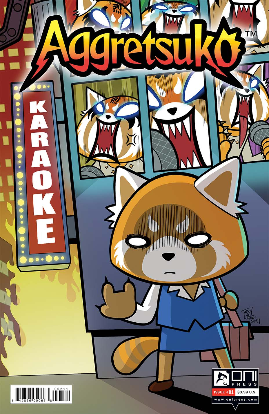 aggretsuko 1 - cover b solicit web-embed 2019