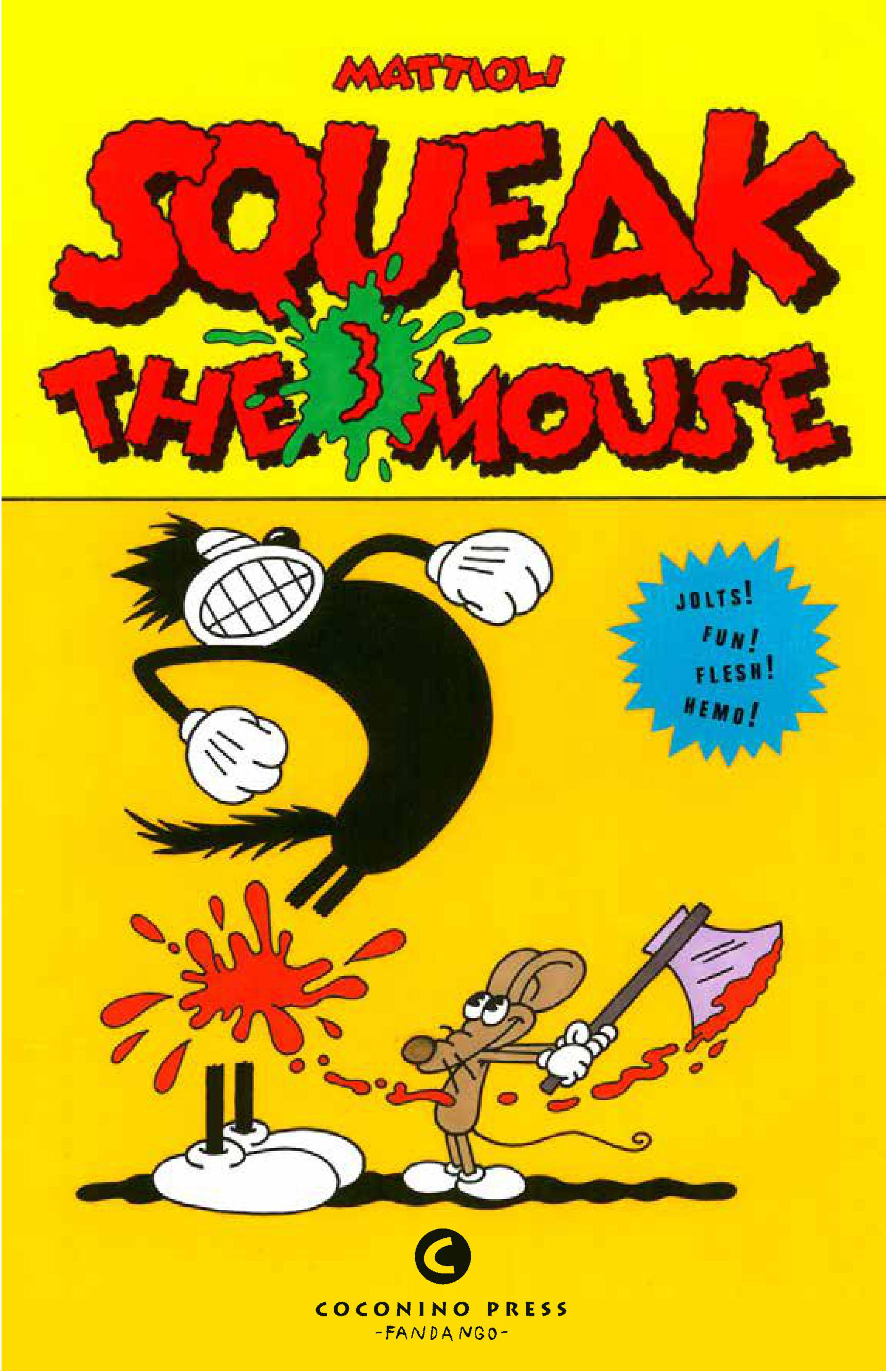 coconino squeak the mouse
