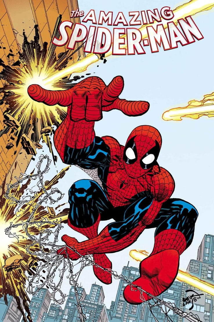 erik-larsen-amazing-spider-man-going-big-cover