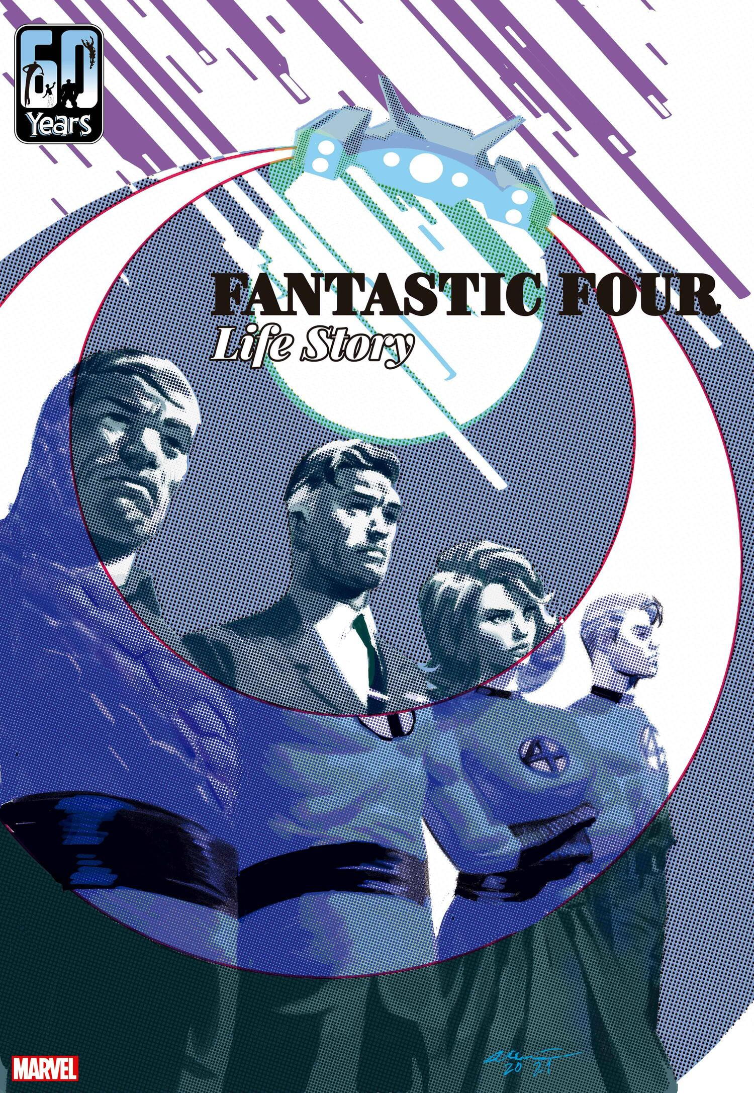 Fantastic Four Life Story 1