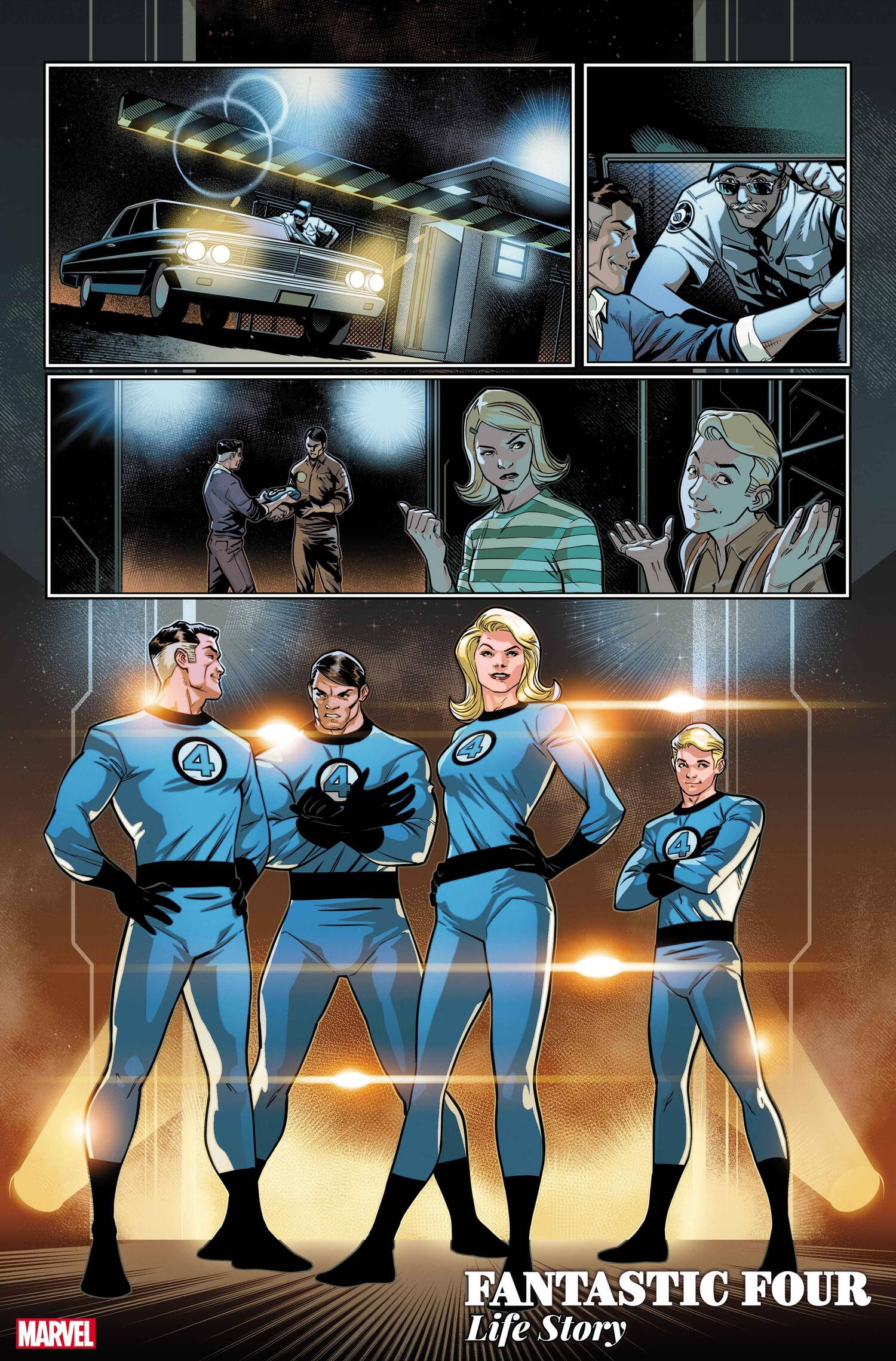Fantastic Four Life Story 2