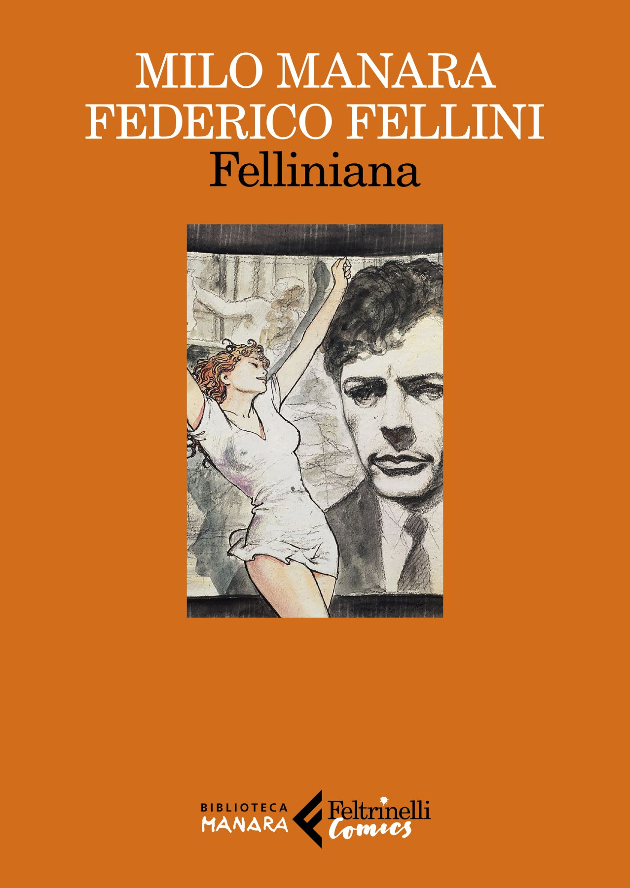 Felliniana cover