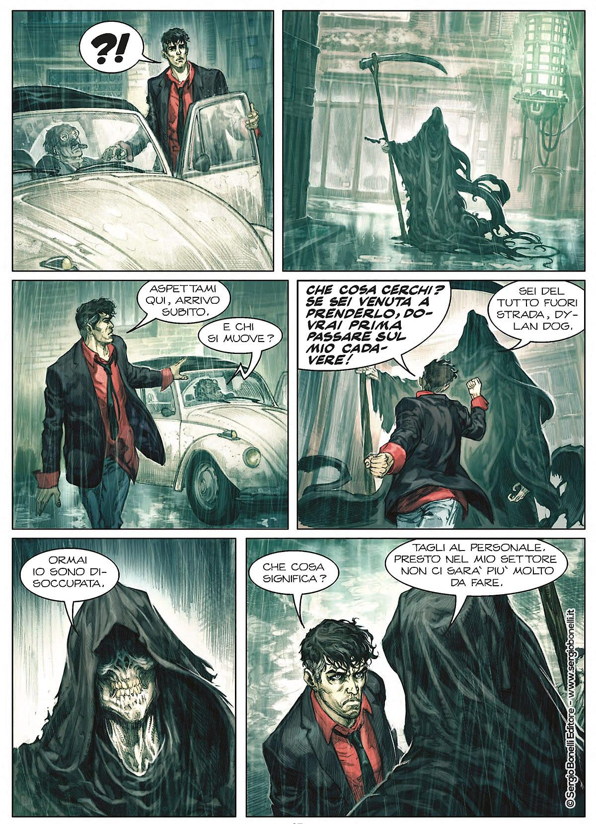 dylan dog pianeta morti 3