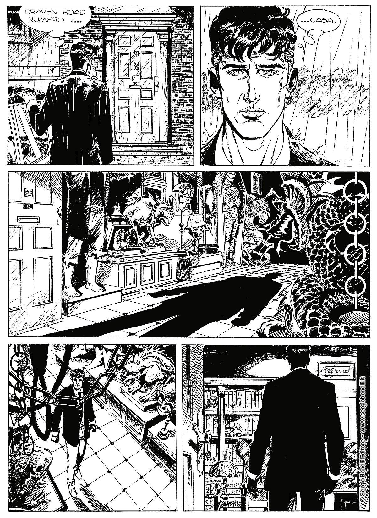 dylan dog pianeta morti 5