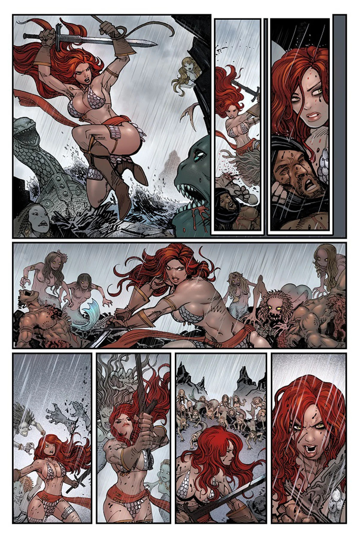 invincible red sonja 3