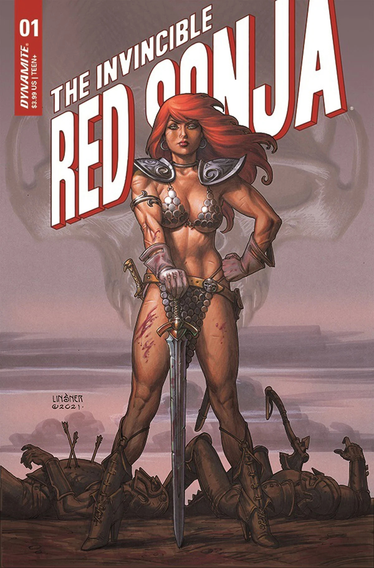 invincible red sonja 4