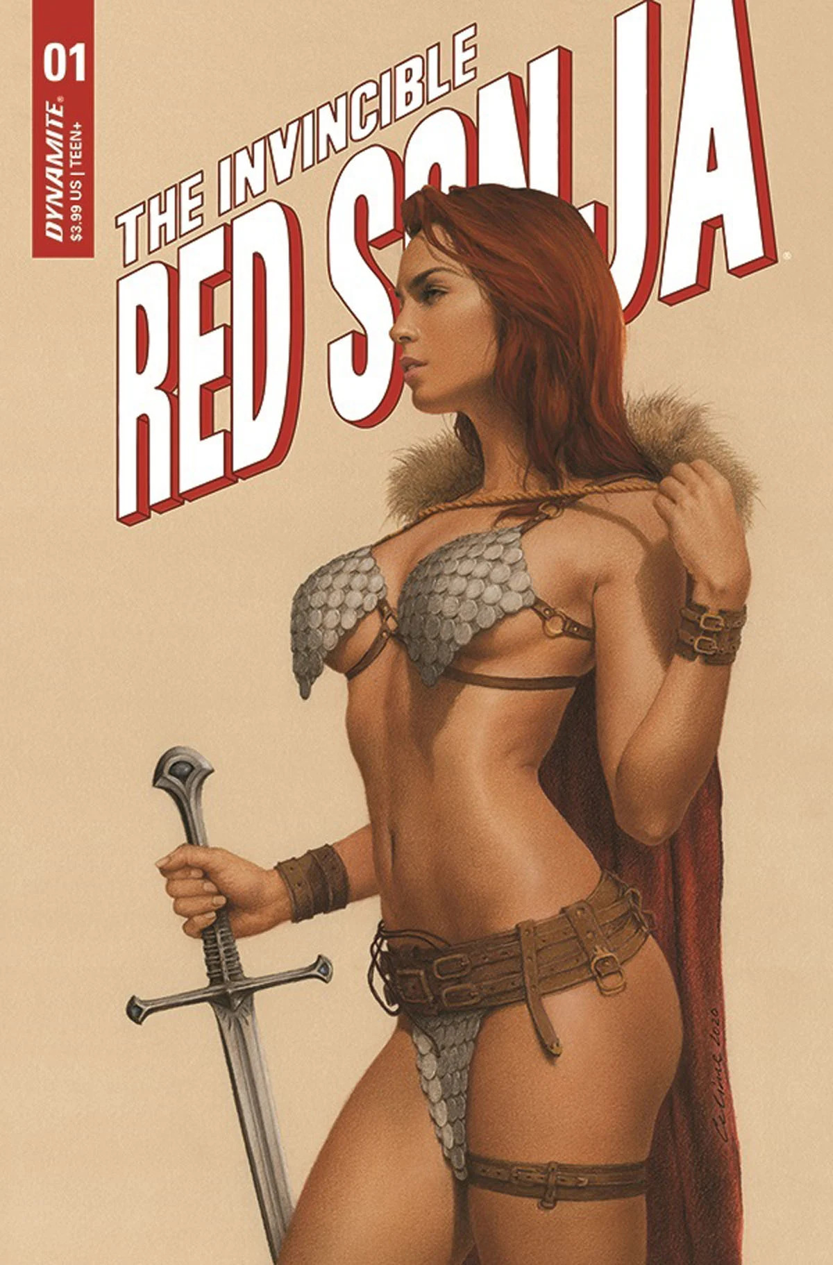 invincible red sonja 5