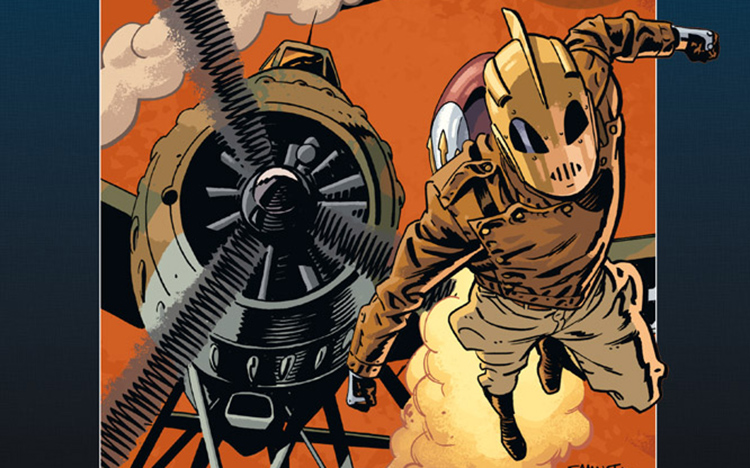 Rocketeer Vol2 Carico maledetto