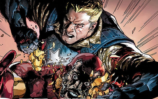Secret Wars: ecco Civil War di Charles Soule e Leinil Yu