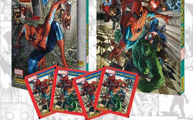 Panini: tutti i dettagli di Marvel Super Heroes Stickers Collection, l'album di figurine