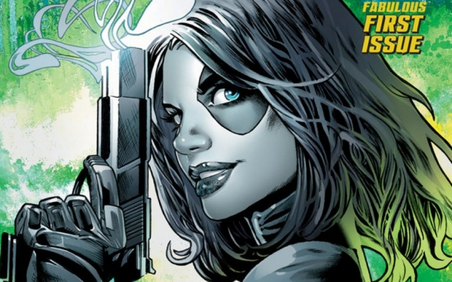 Anteprima di Domino #1 di Gail Simone e David Baldeon
