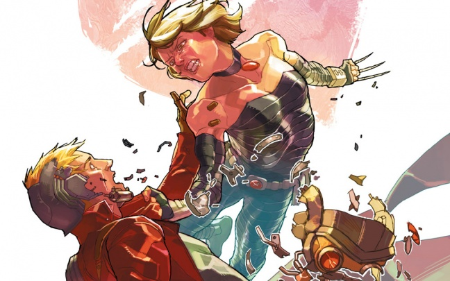 Secret Wars: Star-Lord e Kitty Pryde insieme su Battleworld