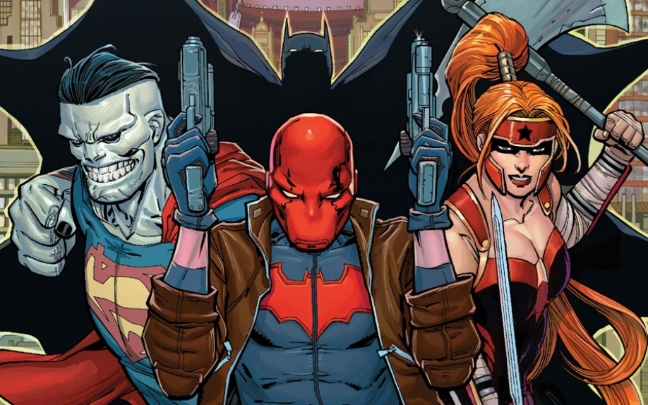 Anteprima di Red Hood and the Outlaws #1