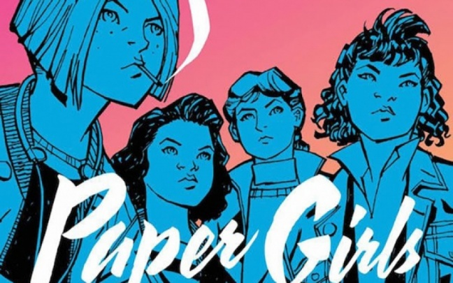 Amazon Prime Video ordina la serie tv di Paper Girls di Brian K. Vaughan e Cliff Chiang