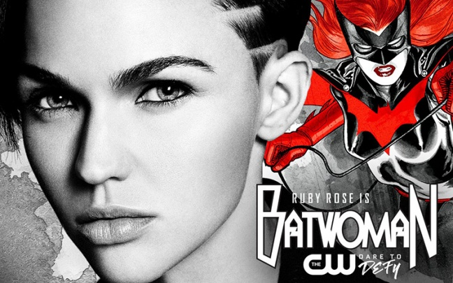 Ruby Rose sarà Batwoman nella serie The CW