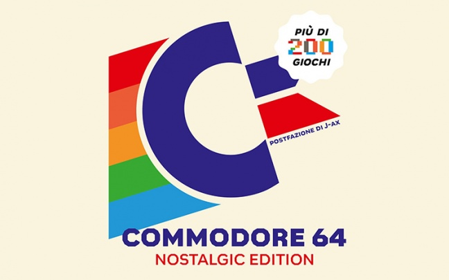 Mondadori: un volume per celebrare il Commodore 64