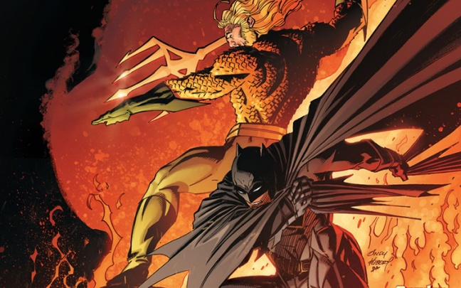Anteprima di Dark Days: The Forge, primo step del prossimo evento DC Comics