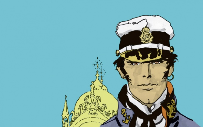 Auguri a Corto Maltese, Hugo Pratt parla del suo personaggio in un video