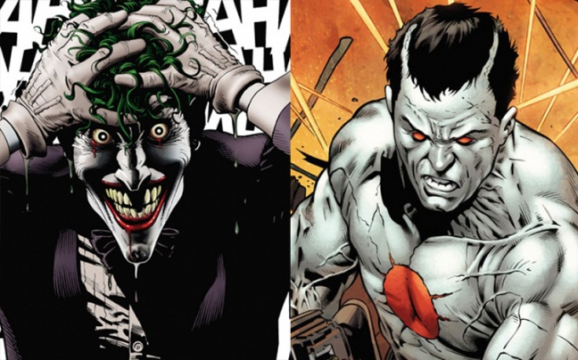 Annunciate le date dei film The Joker e Bloodshot