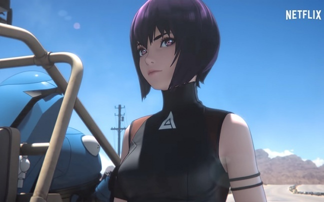 Il trailer finale di Ghost in The Shell: SAC_2045 per Netflix
