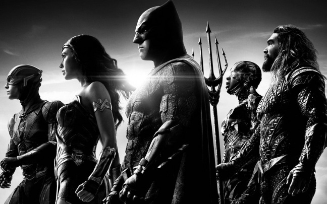 Il trailer di Zack Snyder's Justice League