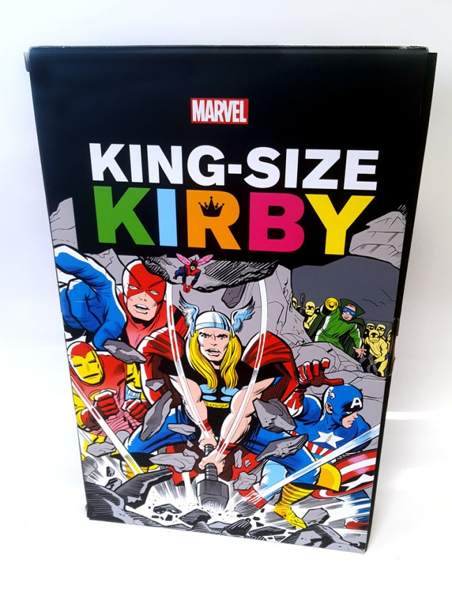 King-Size Kirby, recensione: Onore al Re!