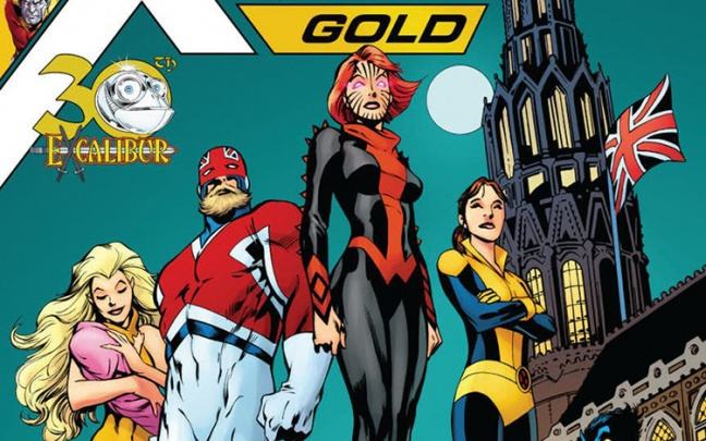 Anteprima di X-Men: Gold Annual #1
