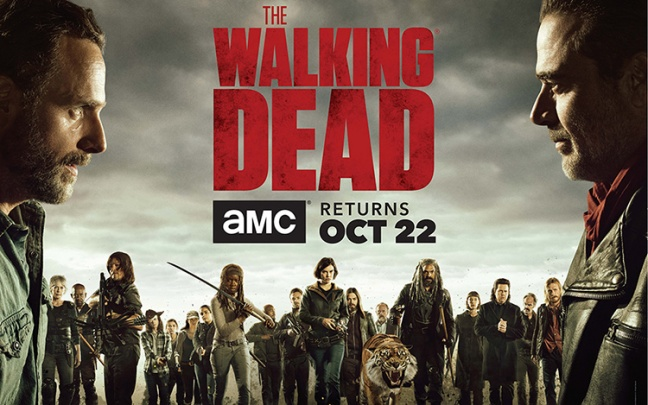 SDCC17: i trailer di The Walking Dead 8 e Fear TWD