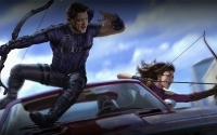 Marvel Studios ha diffuso dei concept art di Hawkeye e Falcon and the Winter Soldier