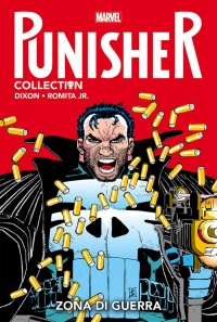 Punisher collection: Zona di guerra, recensione: il Punitore di Dixon e Romita Jr.
