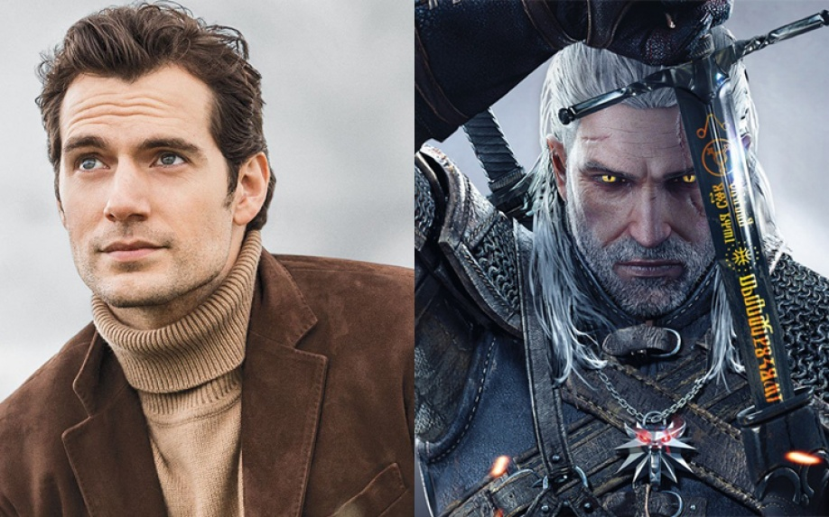 Netflix: Henry Cavill sarà Geralt of Rivia in The Witcher