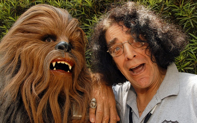 Star Wars: addio a Peter Mayhew, interprete di Chewbacca