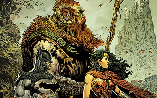 The Brave And The Bold: Batman and Wonder Woman: i miti celtici incontrano la DC Comics
