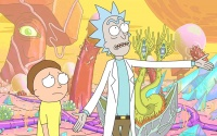 Le 3 stagioni di Rick and Morty arrivano in Home Video in edizione limitata