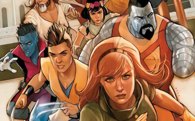 La Marvel lancia l'evento mutante Age of X-Man