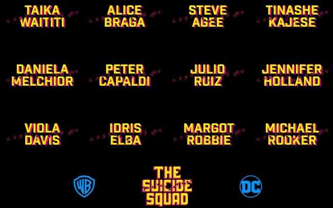 James Gunn annuncia l'intero cast di The Suicide Squad