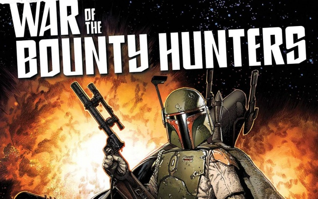 Star Wars: War of the Bounty Hunters: un crossover lungo 34 albi